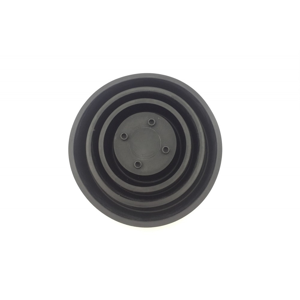 Универсальная резиновая заглушка для фар (55-90/25-95), закрытая