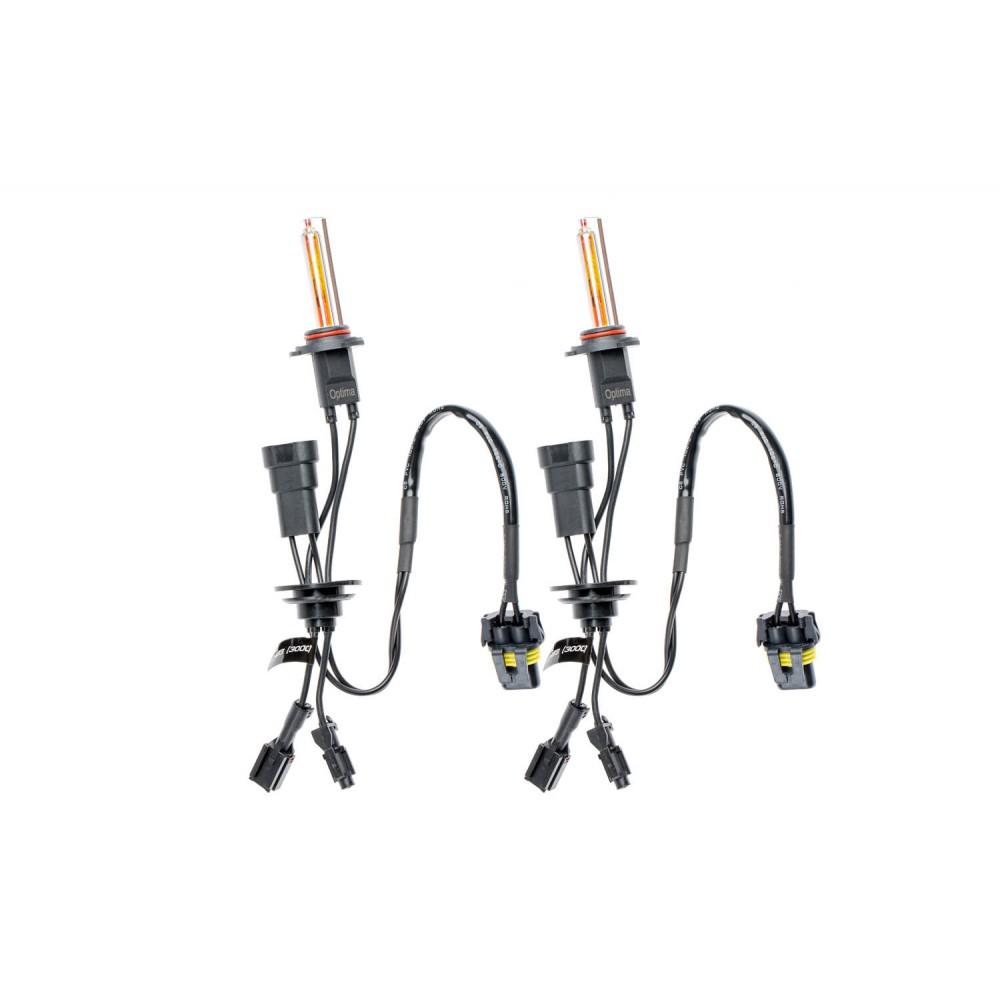 Ксеноновые лампы Optima Premium Ceramic +30% HB3 3100К