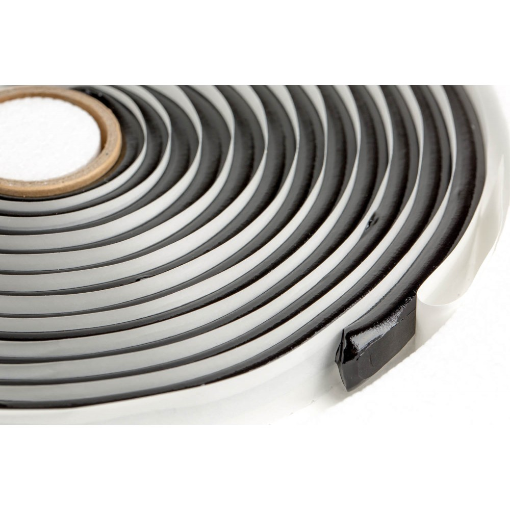 Термопластичная лента для сборки фар HARD, черный