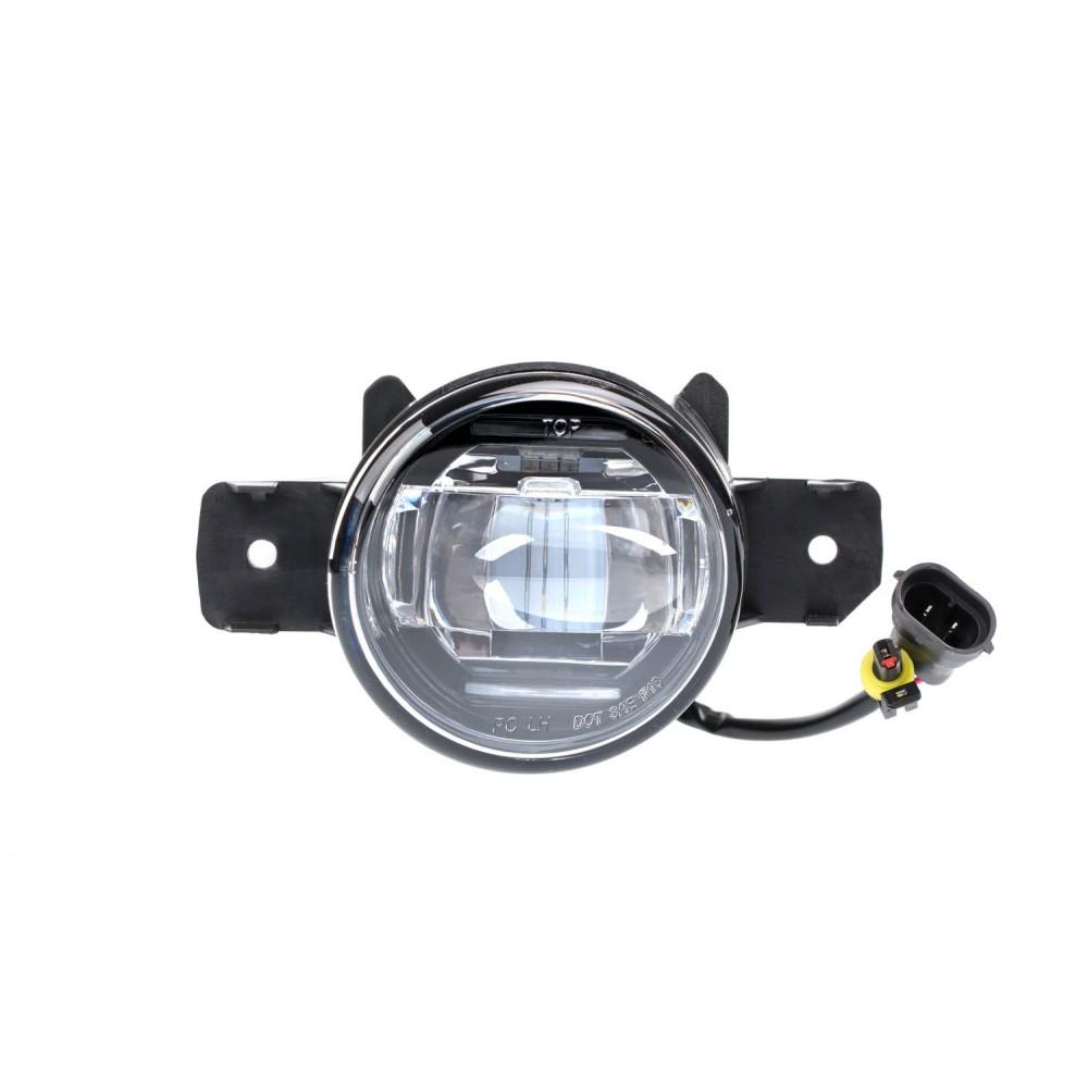 Светодиодная противотуманная фара Optima LED FOG 90мм Infiniti/Nissan - LFL-034