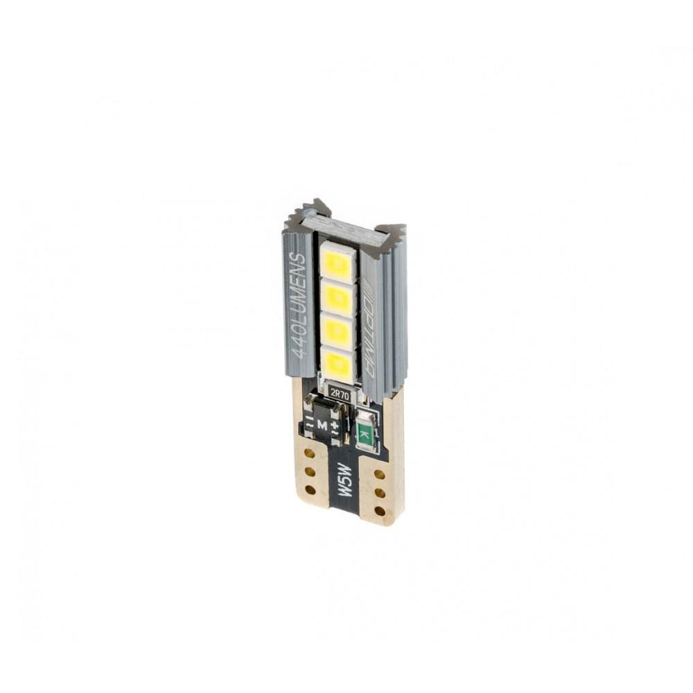 Optima Premium 440Lm, LG Chip, CAN W5W (T10)