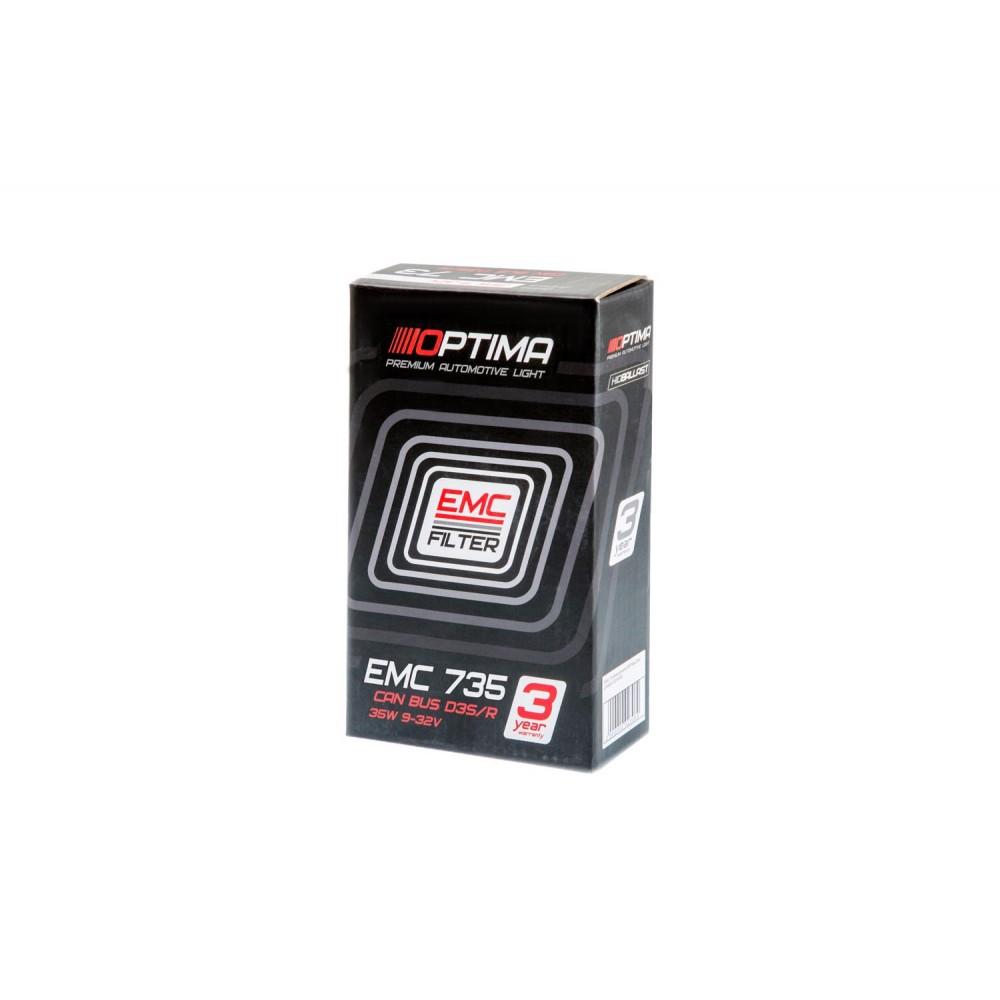 Блок розжига Optima Premium EMC-735 Slim CAN 9-32V 35W