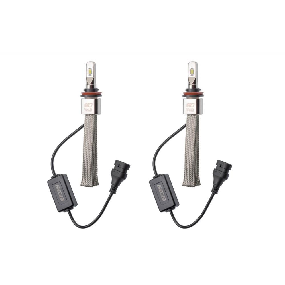 Светодиодные лампы Optima LED Premium Cobalt NEW ZES 5500K H11/H8/H9 12-24V