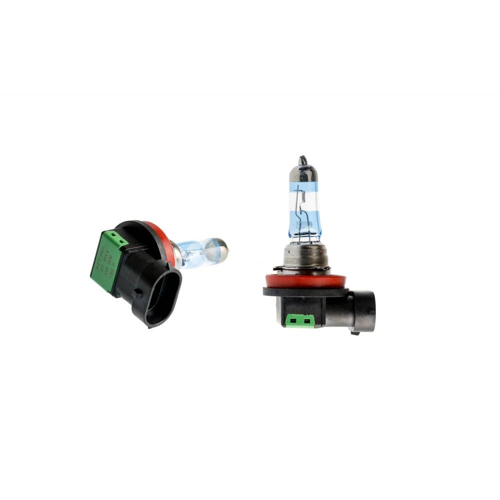 Галогенные лампы Optima Xtreme H11 +130% light 4200K