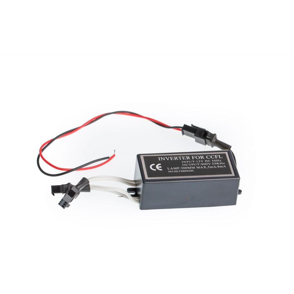 Контроллер CCFL габаритов линз (Ангельских Глазок) на два выхода