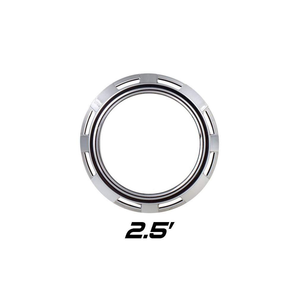 "Декоративная бленда Optima Z260 2.5"" для линзы 2.5 дюйма круглая"