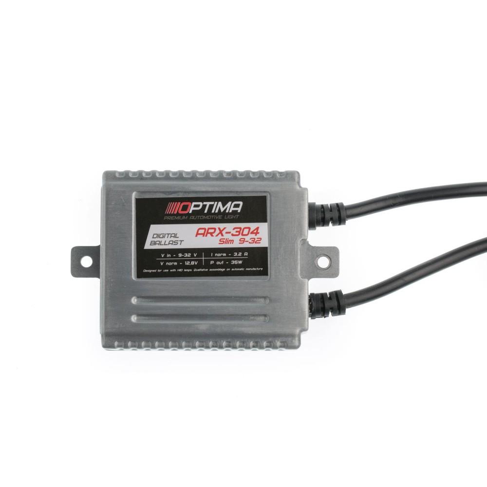 Блок розжига Optima Premium ARX-304 slim 9-32V 35W