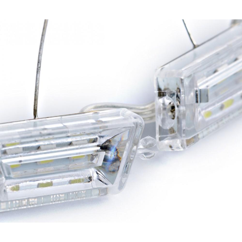 Optima Premium DRL S8 Crystal Running AUDI Style