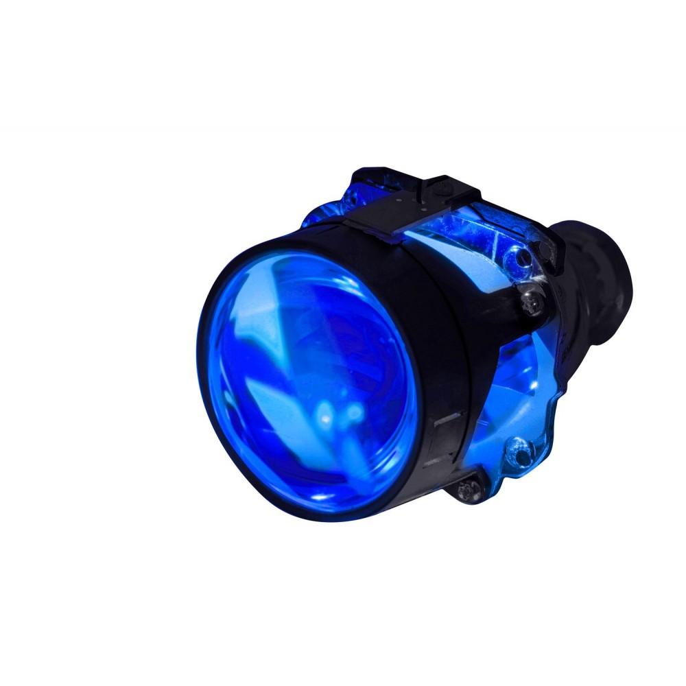 """Подсветка линз """"Devil Eye"""" Blue 1W синяя"""