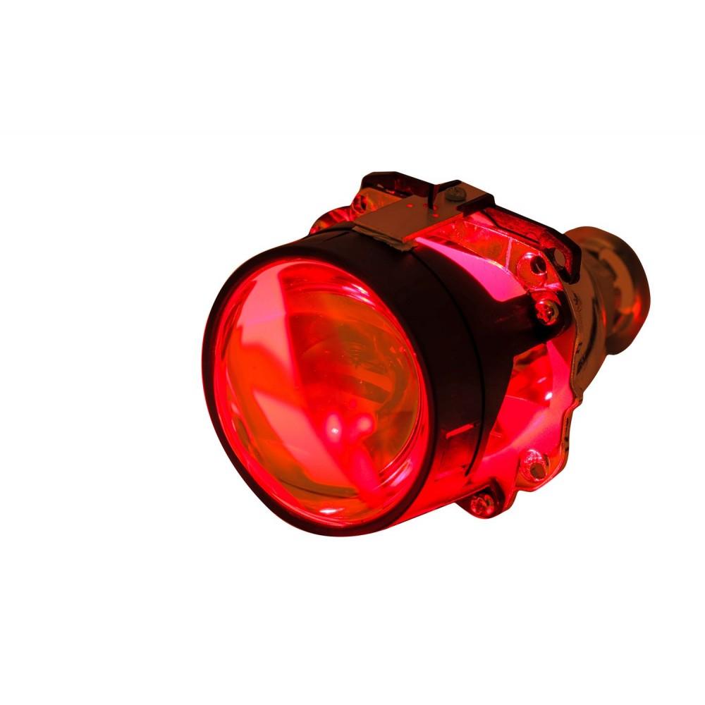 "Подсветка линз ""Devil Eye"" Red 1W красная"