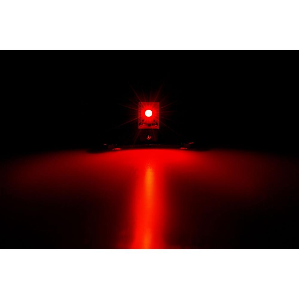 "Подсветка линз ""Devil Eye"" Red 1W красная для линз с цоколем D2S/D1S"