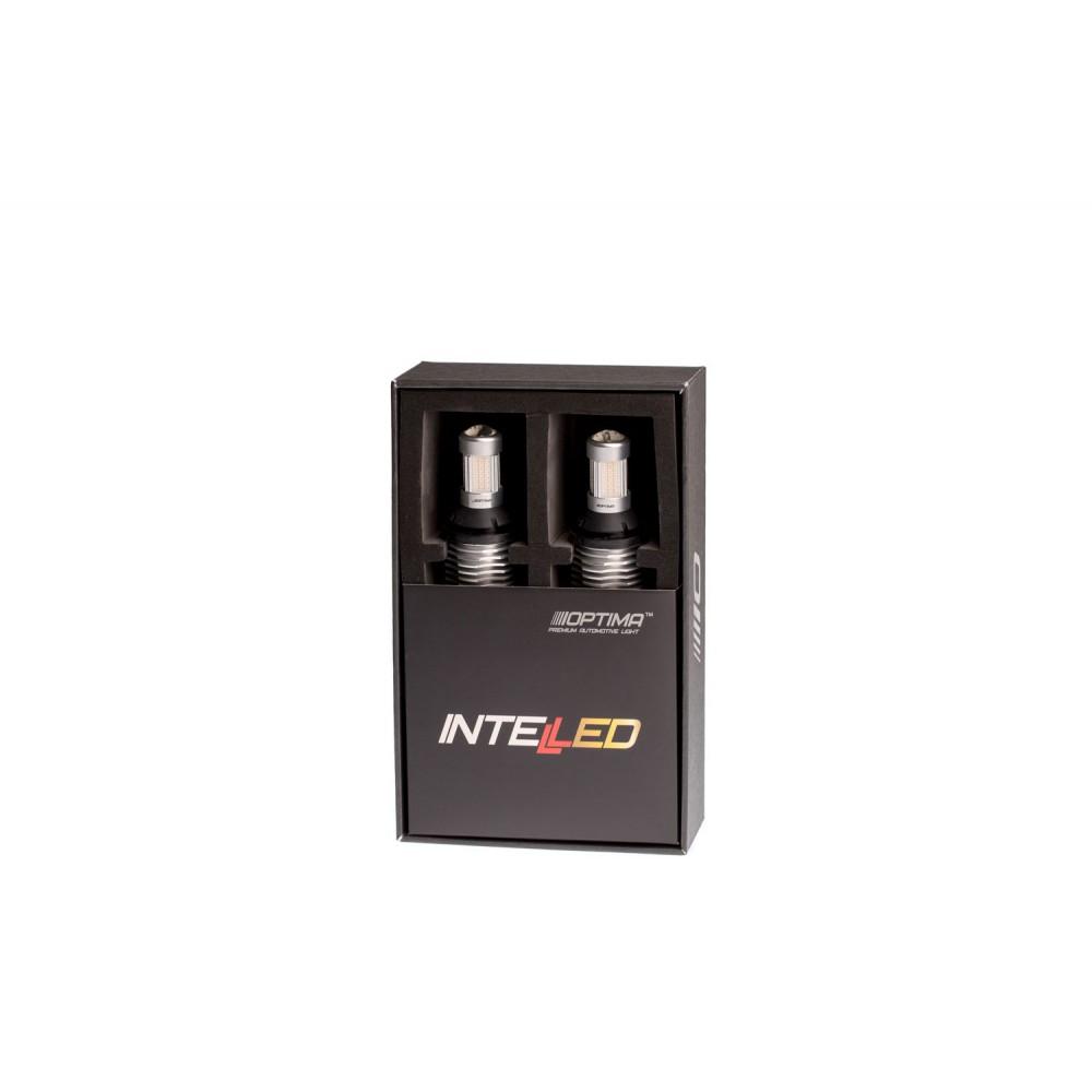 INTELLED RSL (Rear Signal Light) - сигнальные лампы с функцией стоп-сигнала габаритов и поворотников (PY21W)