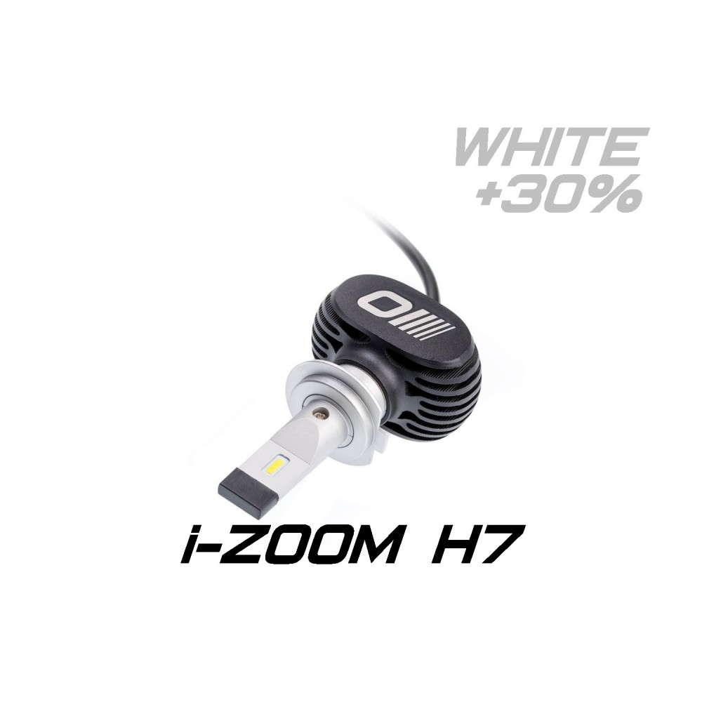 Optima LED i-ZOOM H7 +30% White