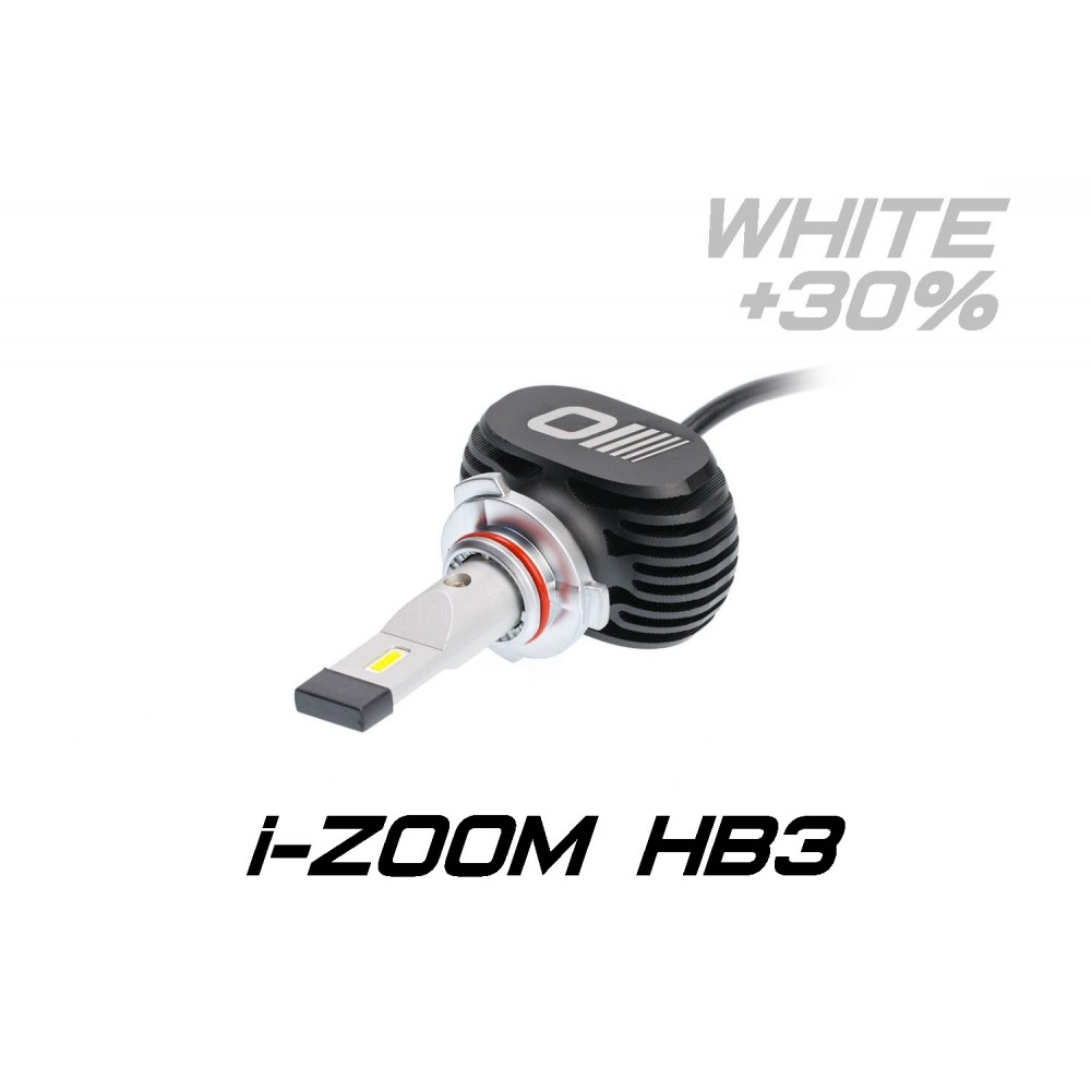 Optima LED i-ZOOM HB3 +30% White