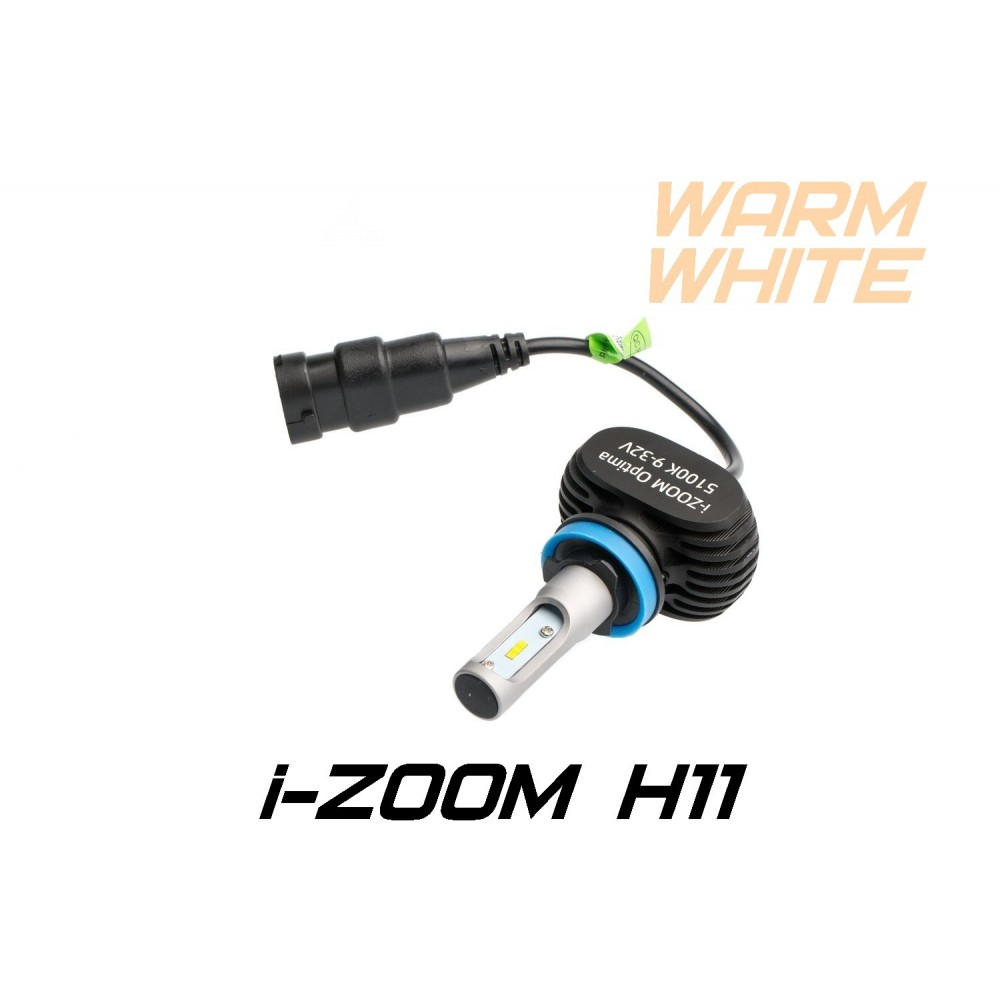 Optima LED i-ZOOM H11 Warm White