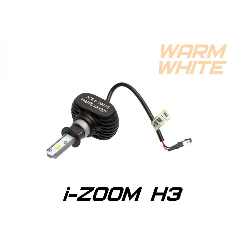 Светодиодные лампы Optima LED i-ZOOM H3 Warm White