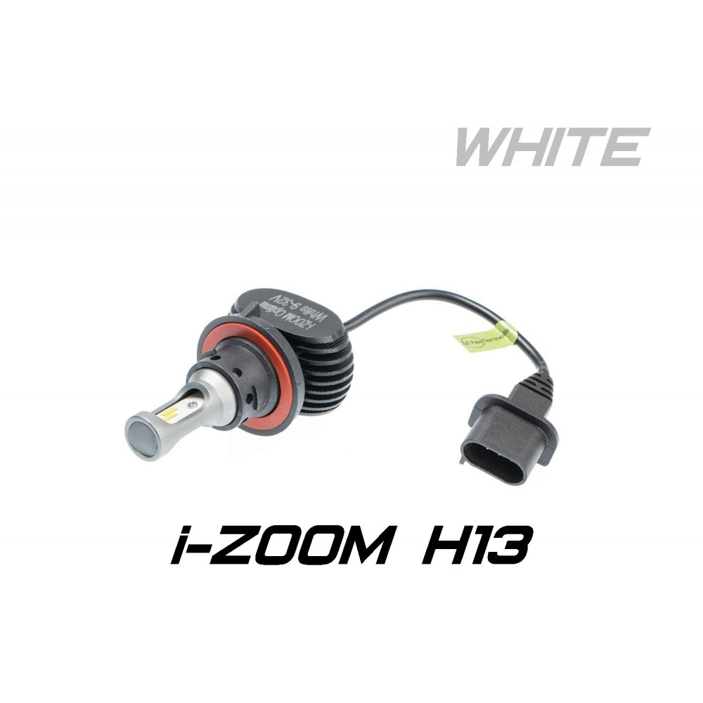 Светодиодные лампы Optima LED i-ZOOM H13 White