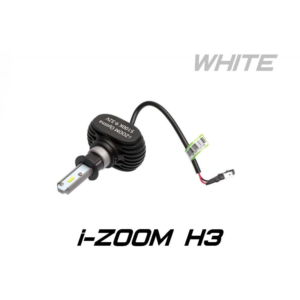 Светодиодные лампы Optima LED i-ZOOM H3 White