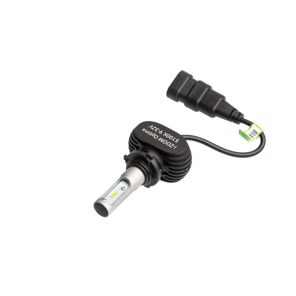 Светодиодные лампы Optima LED i-ZOOM HB4(9006) White