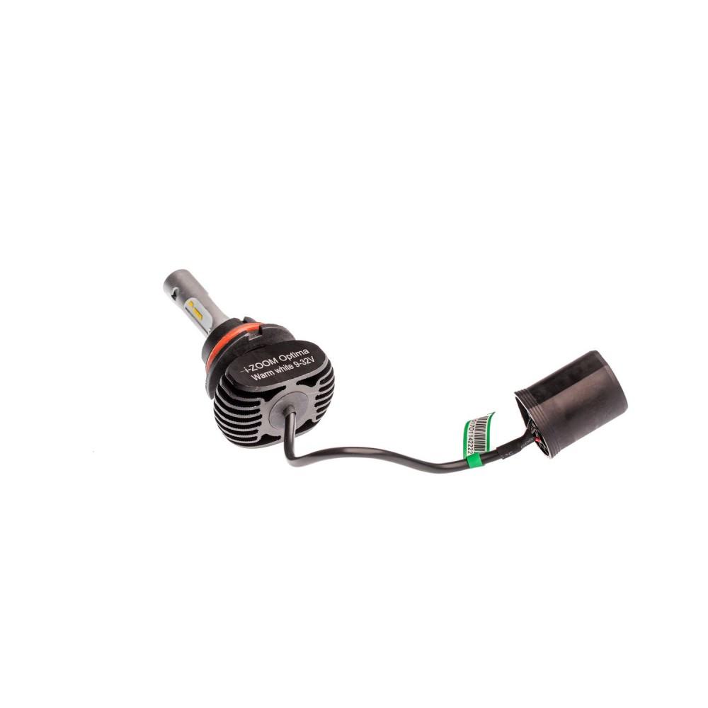 Светодиодные лампы Optima LED i-ZOOM HB5(9007) Warm White