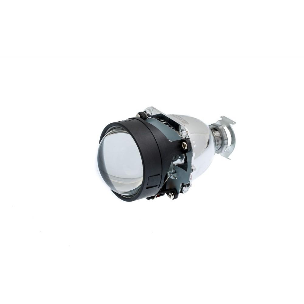 "Биксеноновая линза Optima Classic 2.5"" H1, модуль под лампу H1 2.5 дюйма без бленды"