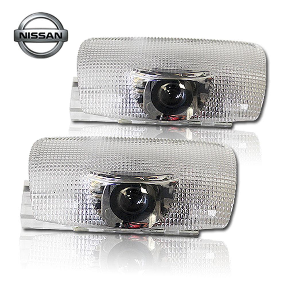 Светодиодная подсветка дверей Optima Premium на NISSAN