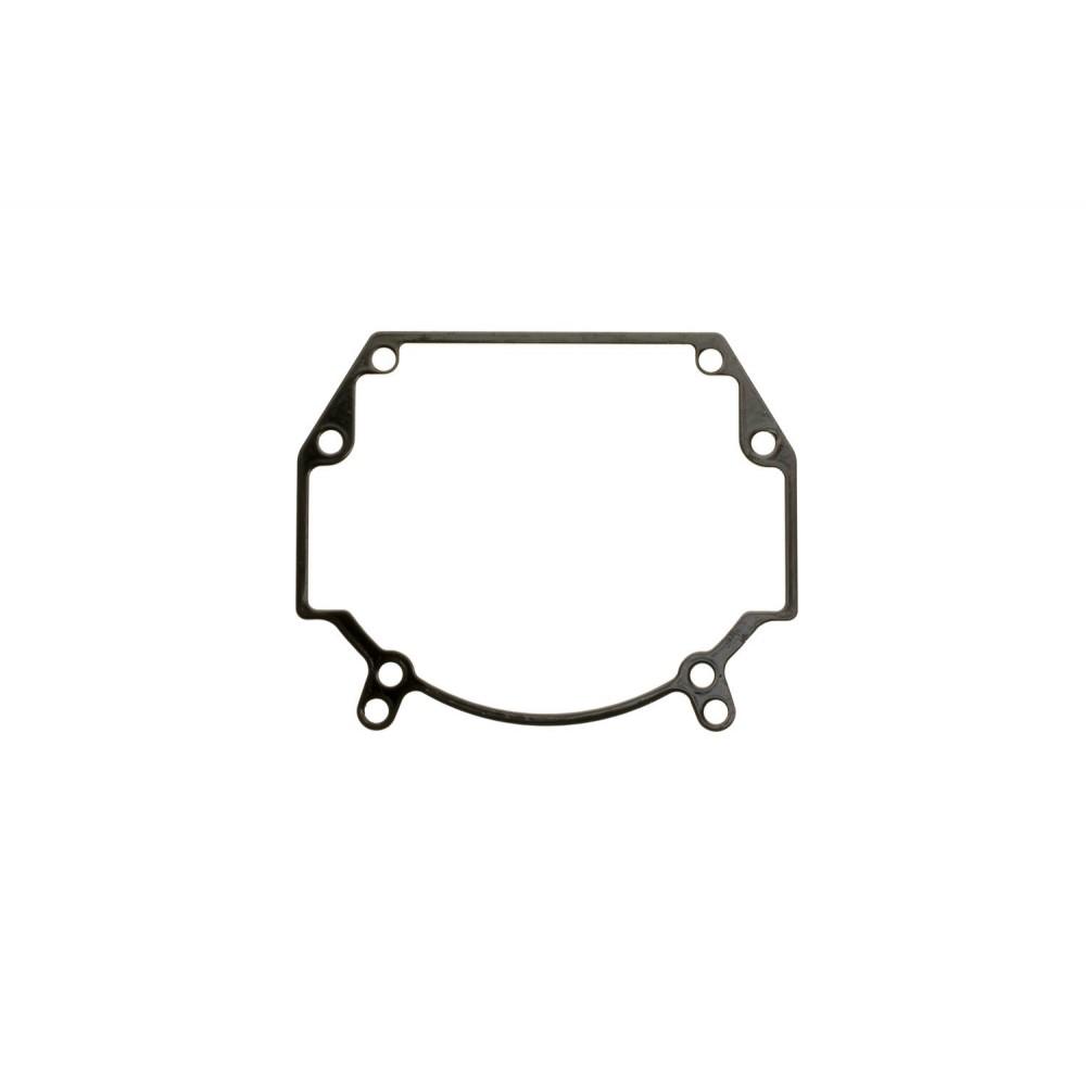 Переходные рамки на Volkswagen Touareg I для Hella 3/3R (Hella 5R)