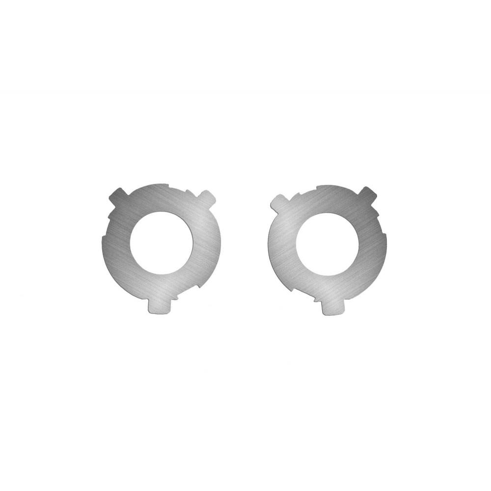 Регулировочное кольцо для авто с японским светом H4 для поворота лампы под ЕВРО свет