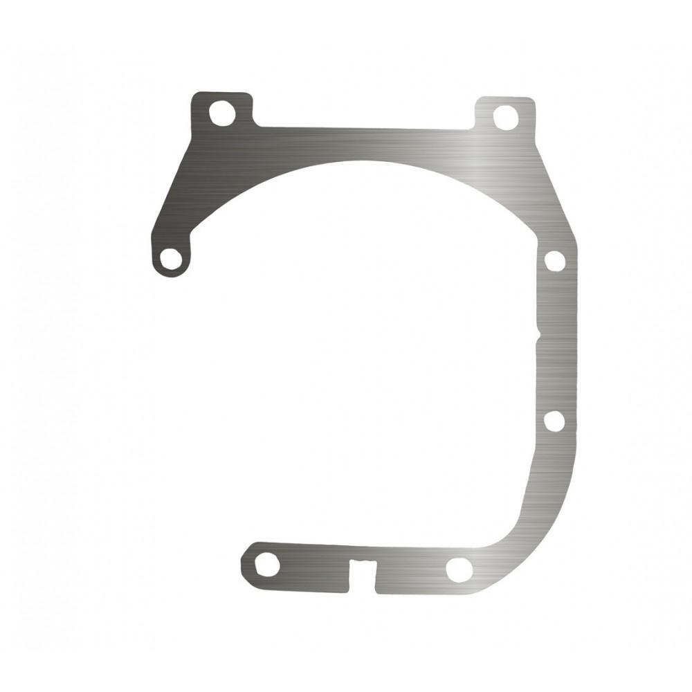 "Переходные рамки на Mazda 3 II (BL) для Bi-LED Adaptive Series 2.8"""