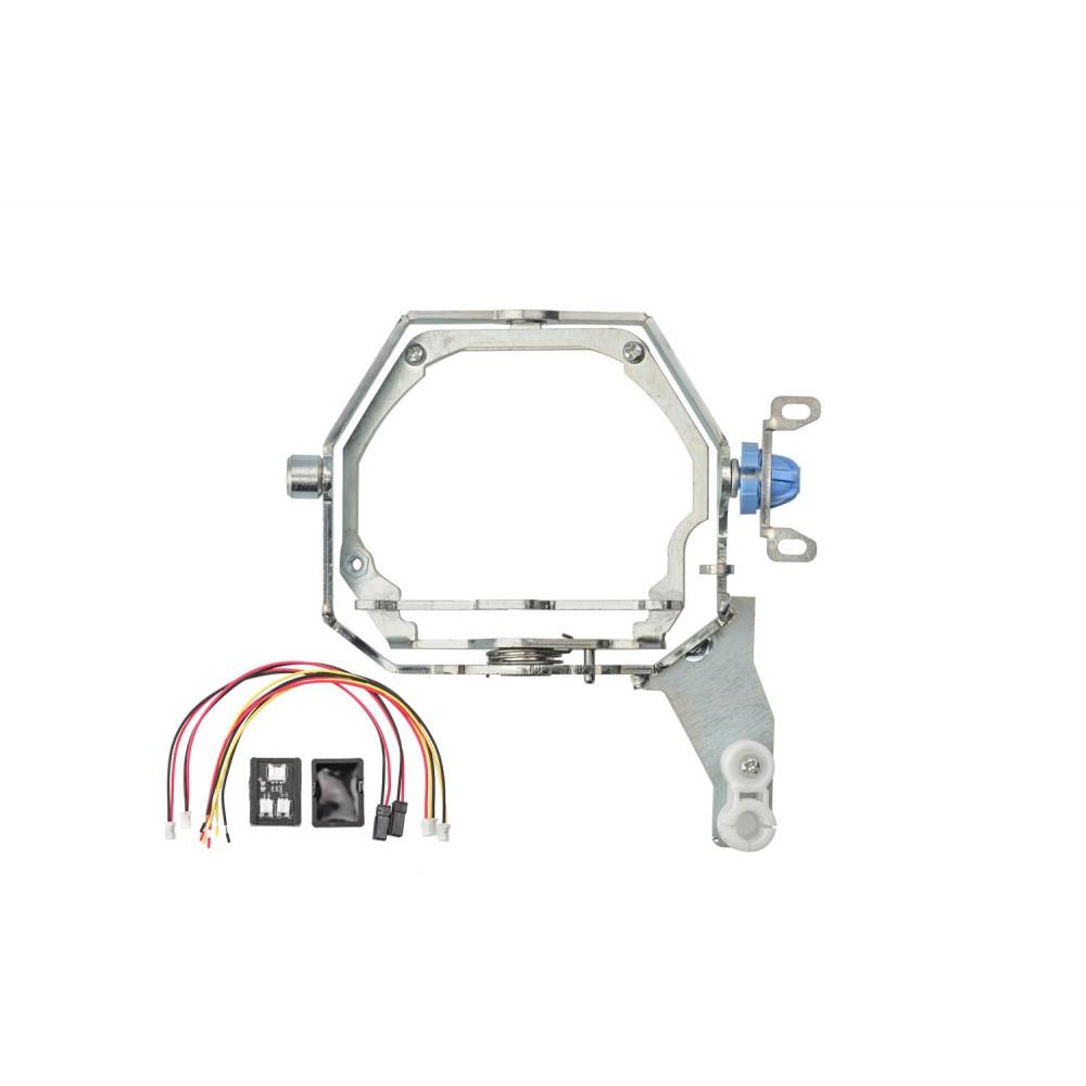 """Переходные рамки с Bosch AL Intellect (AFS) на PS 3.0"""" / 5R/5R-TQ с блоком обхода CAN"""