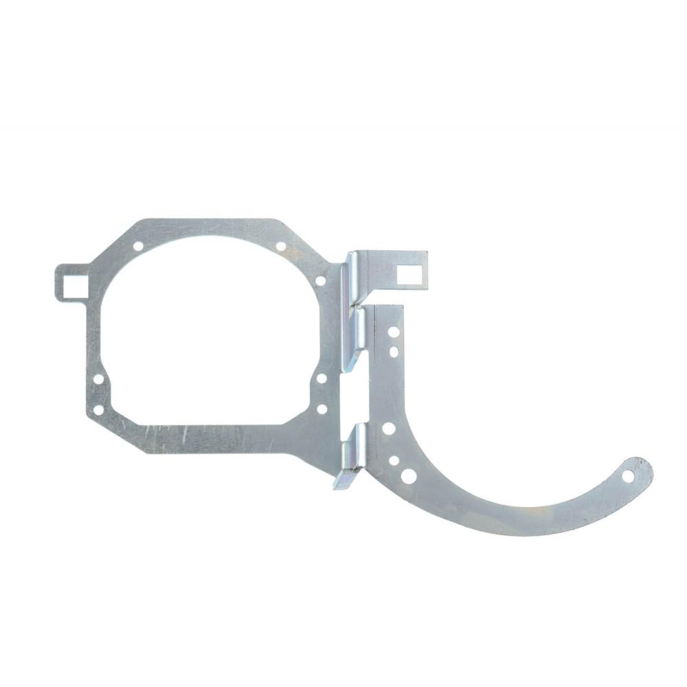"""Переходные рамки на Toyota RAV4 для установки линз 3.0"""" в обе секции"""