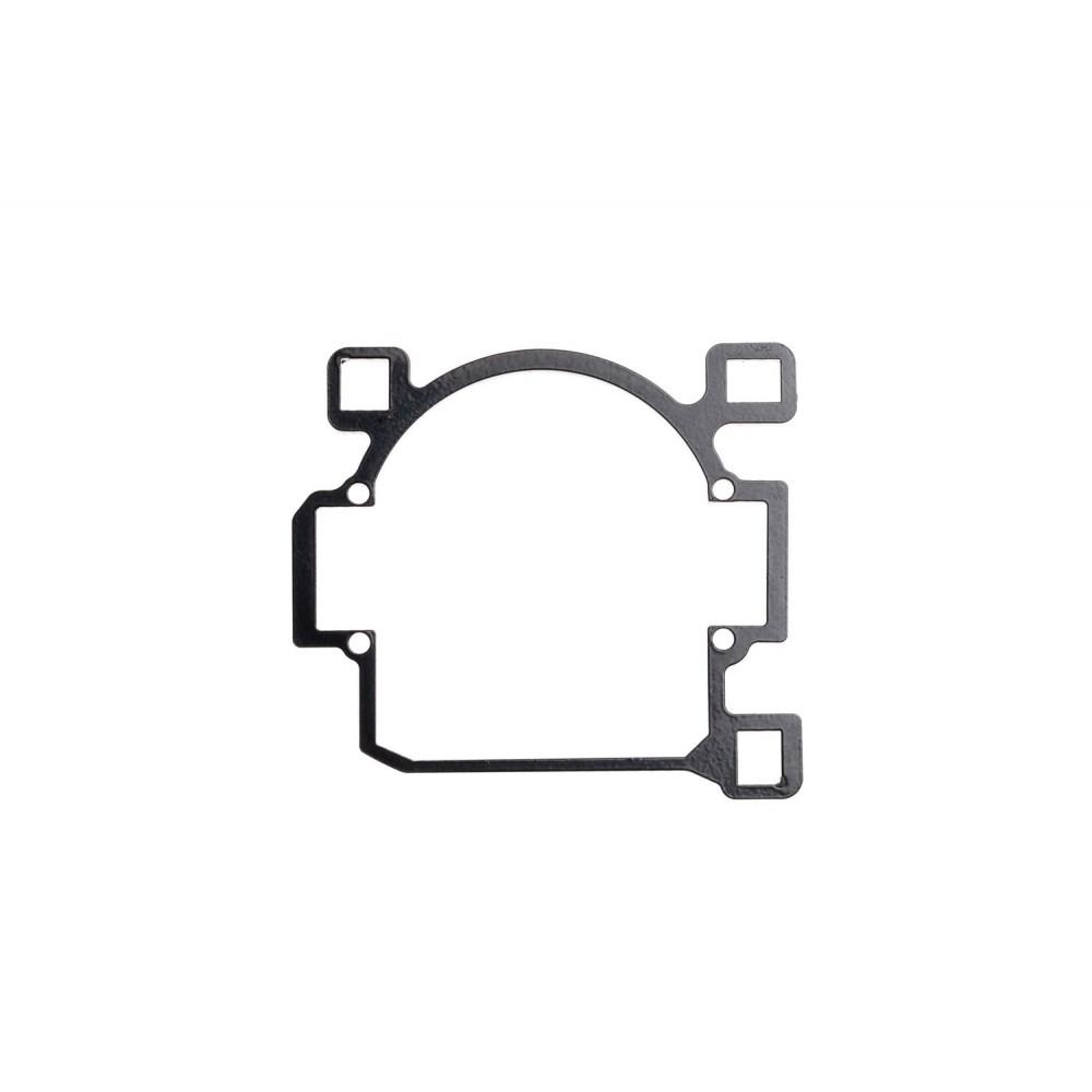 "Переходные рамки на Hyundai Sonata V (NF) для Bi-LED Adaptive Series 2.8"""