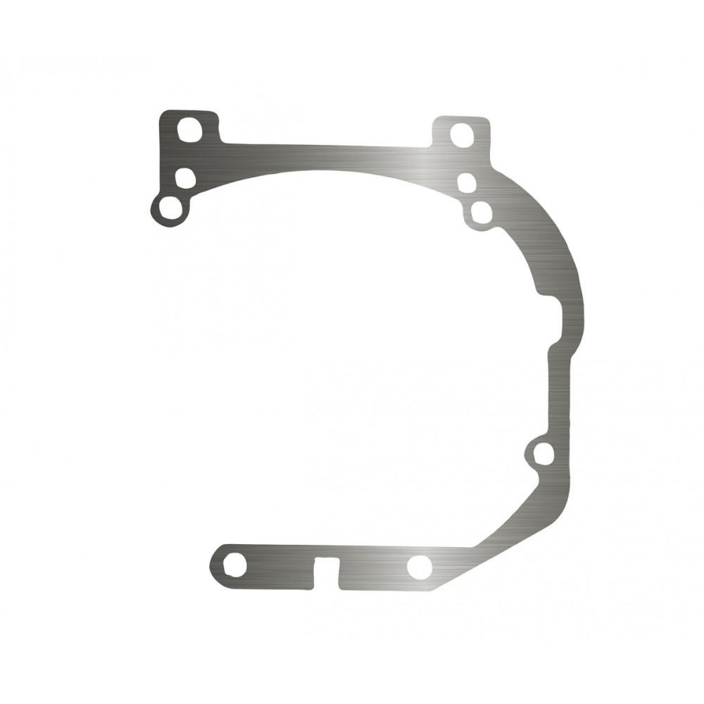 Переходные рамки на Mazda 3 II (BL) для Hella 3/3R (Hella 5R), Optima Magnum 3.0