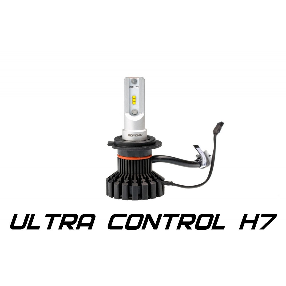 Светодиодные лампы Optima LED Ultra Control H7 9-36V