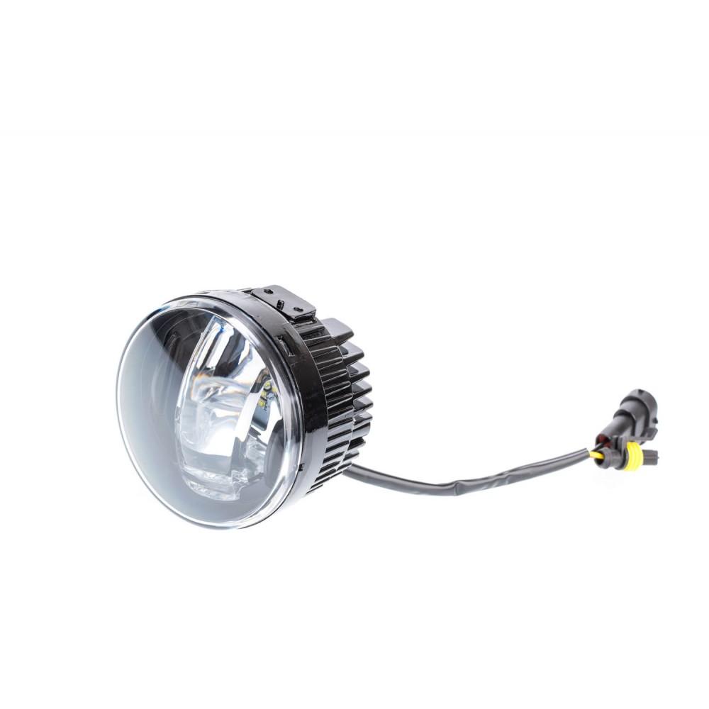 Светодиодная противотуманная фара Optima LED FOG 90мм Nissan/Honda - LFL-098