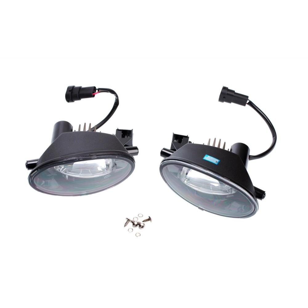 Светодиодная противотуманная фара Optima LED FOG 90мм Honda - LFL-806