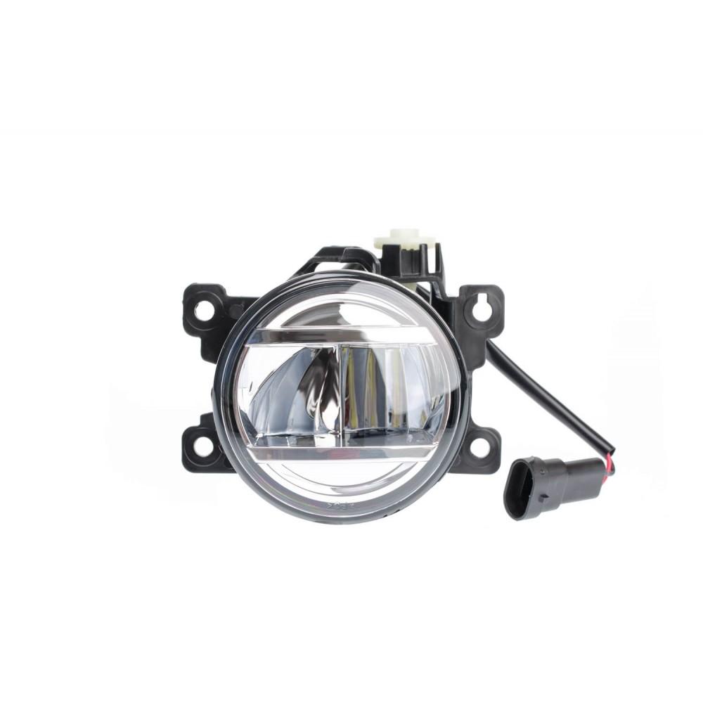 Светодиодная противотуманная фара Optima LED FOG 90мм Infiniti/Nissan - LFL-881