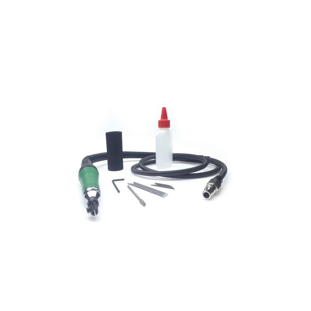 Автоматический инструмент для удаления холодного расплава клея-герметика