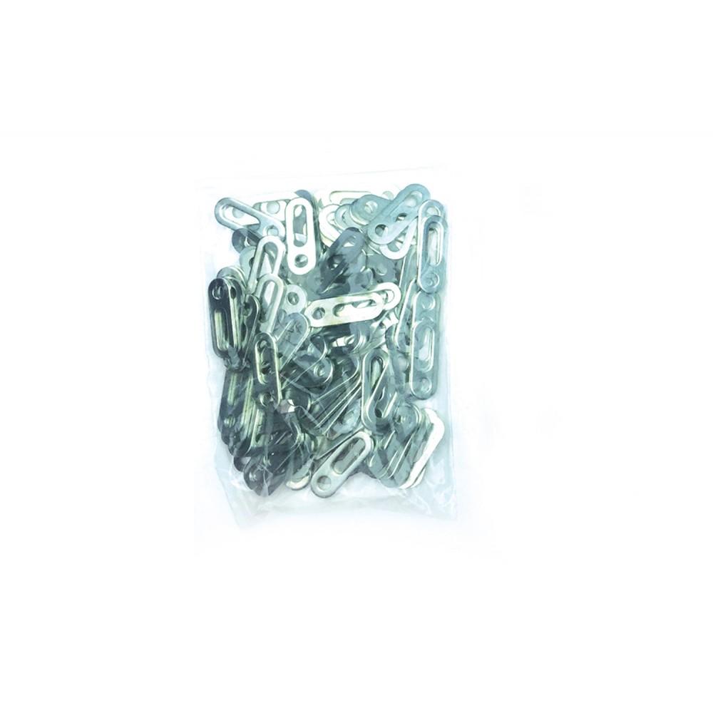 Монтажная пластина для крепежа линз  - 25mm